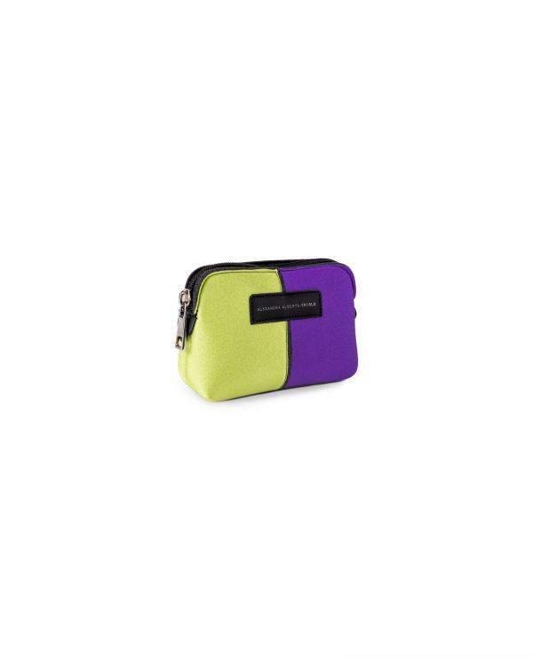trousse-mini-lime-violetto-lato