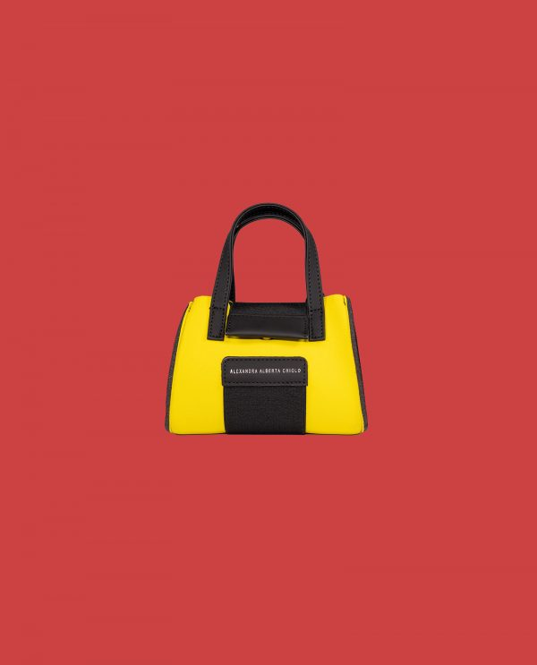 PopCorn Micro Bag Alexandra Alberta Chiolo