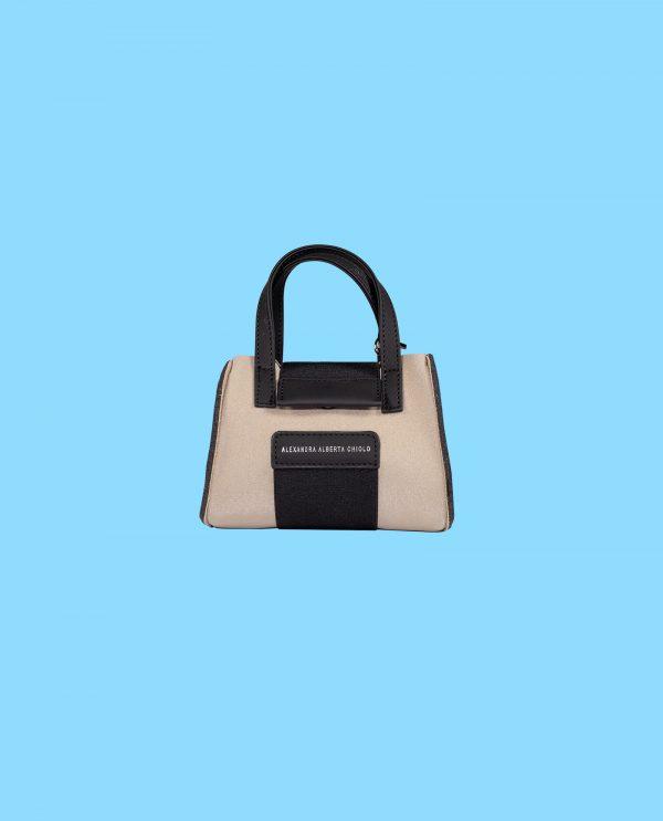 Seta Metal Micro Bag Alexandra Alberta Chiolo-bag