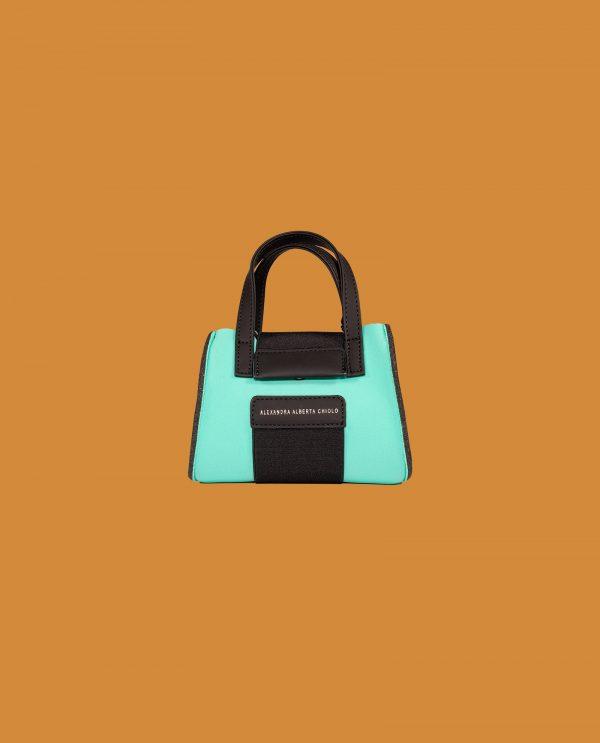 Spirulina Micro Bag Alexandra Alberta Chiolo