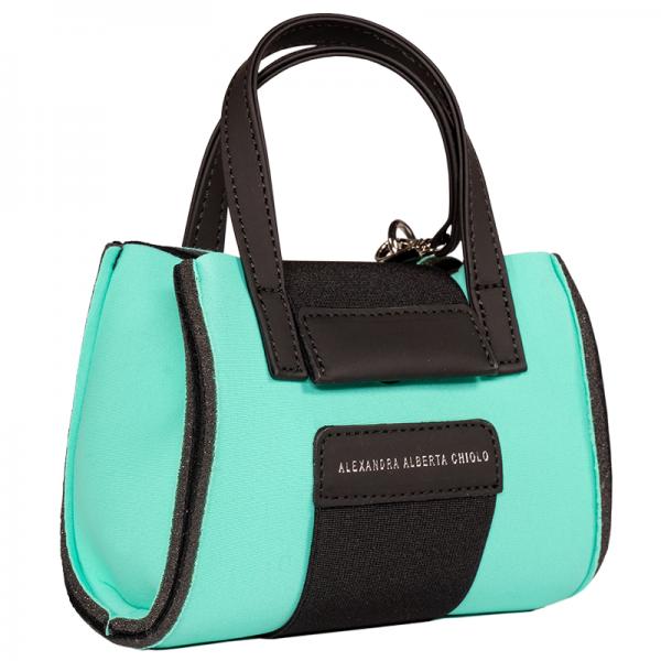 Spirulina Micro Bag Alexandra Alberta Chiolo_Tre_Quarti